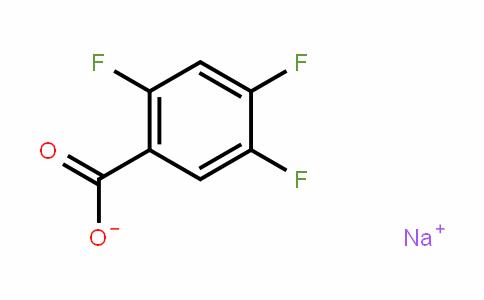 522651-48-5 | Sodium 2,4,5-trifluorobenzoate