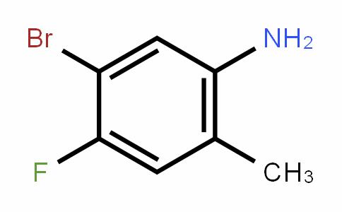 627871-16-3 | 5-溴-4-氟-2-甲基苯胺