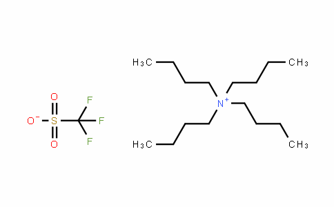 35895-70-6 | Tetra(but-1-yl)ammonium trifluoromethanesulphonate