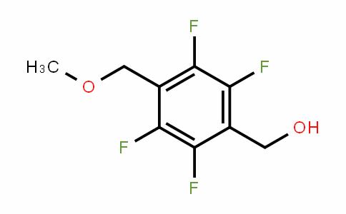 83282-91-1 | 4-(Methoxymethyl)-2,3,5,6-tetrafluorobenzyl alcohol