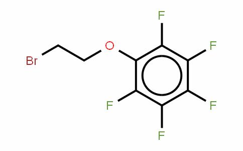 6669-01-8 | (2-Bromoethoxy)perfluorobenzene