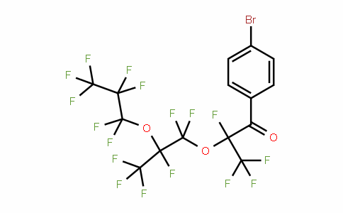 67727-74-6 | 1-(4-Bromophenyl)perfluoro-2,5-dimethyl-3,6-dioxanonan-1-one