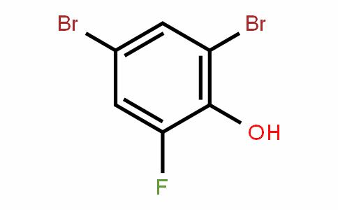 576-86-3 | 2,4-Dibromo-6-fluorophenol