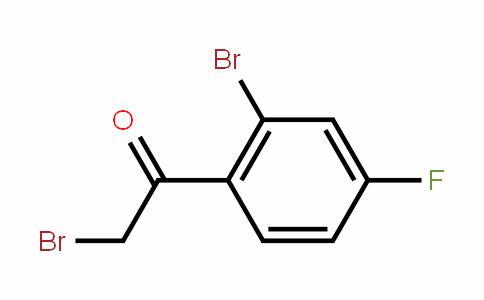 594810-90-9 | 2-Bromo-4-fluorophenacyl bromide