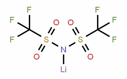 90076-65-6 | 双(三氟甲烷磺酰)亚胺锂