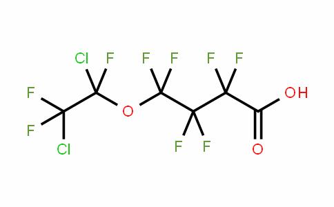 86556-81-2 | 6,7-Dichloroperfluoro-5-oxaheptanoic acid