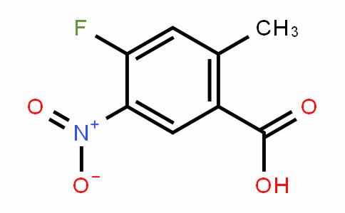 64695-92-7 | 4-Fluoro-2-methyl-5-nitrobenzoic acid