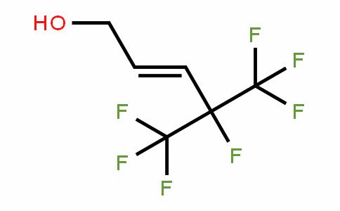 83706-95-0 | (2E)-4,5,5,5-Tetrafluoro-4-(trifluoromethyl)pent-2-en-1-ol