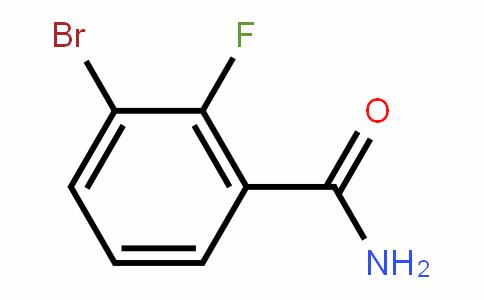 891353-25-2 | 3-Bromo-2-fluorobenzamide