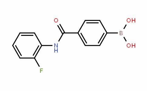 874288-06-9 | 4-[(2-Fluorophenyl)carbamoyl]benzeneboronic acid