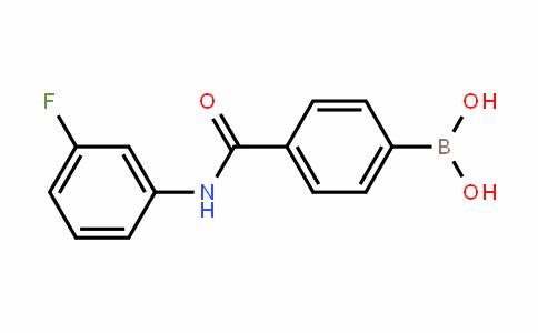 874288-05-8 | 4-[(3-Fluorophenyl)carbamoyl]benzeneboronic acid