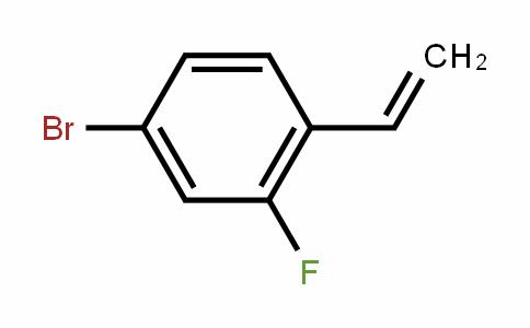 627463-17-6 | 4-Bromo-2-fluorostyrene