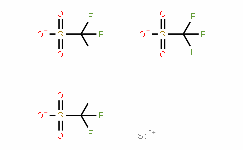 144026-79-9 | Scandium(III) trifluoromethanesulphonate
