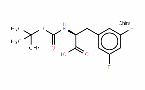205445-52-9 | 3,5-Difluoro-L-phenylalanine, N-BOC protected