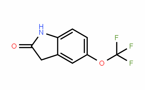 403853-48-5 | 5-(三氟甲氧基)吲哚酮