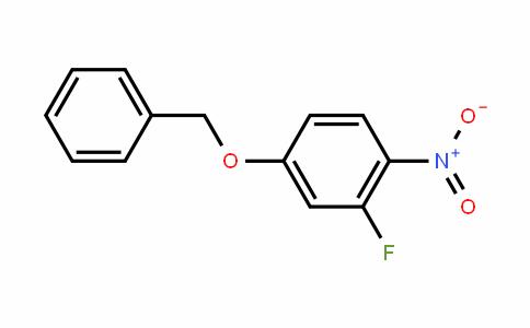 221040-07-9 | 4-Benzyloxy-2-fluoro-1-nitrobenzene