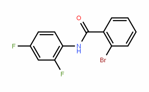 314025-94-0 | 2-Bromo-N-(2,4-difluorophenyl)benzamide