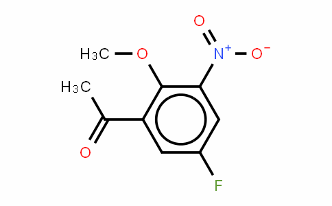 685892-18-6 | 5-Fluoro-2-methoxy-3-nitroacetophenone