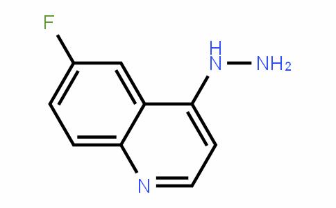 49612-09-1   6-氟-4-肼基喹啉