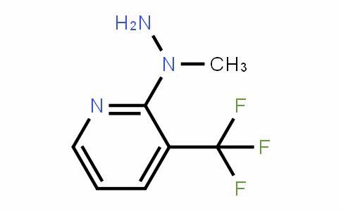 175205-68-2 | 2-(1-Methylhydrazino)-3-(trifluoromethyl)pyridine