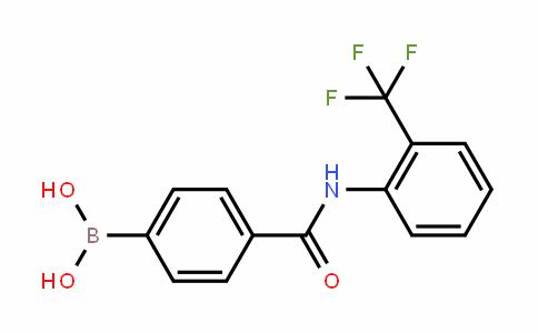913835-42-4 | 4-{[2-(Trifluoromethyl)phenyl]carbamoyl}benzeneboronic acid