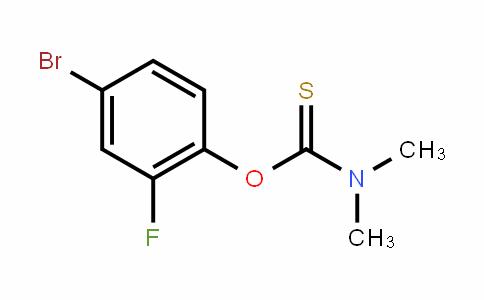 190648-99-8 | O-(4-Bromo-2-fluorophenyl) dimethylthiocarbamate