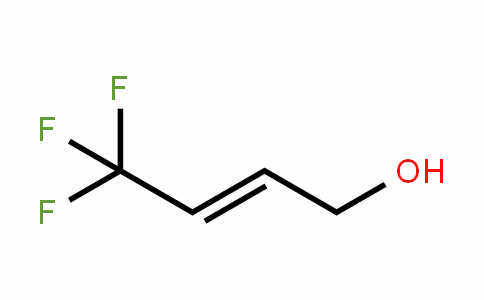 674-53-3 | 4,4,4-Trifluorocrotyl alcohol