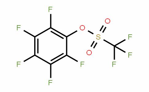 60129-85-3 | Pentafluorophenyl trifluoromethanesulphonate
