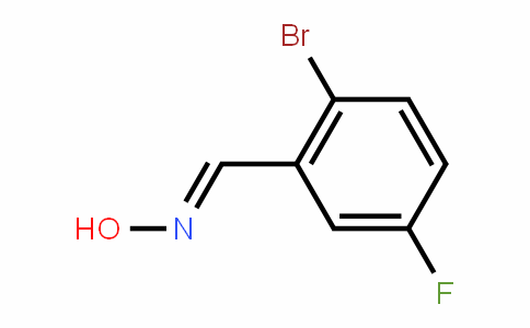 202865-62-1 | 2-Bromo-5-fluorobenzaldoxime