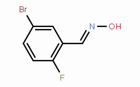 202865-65-4 | 5-Bromo-2-fluorobenzaldoxime