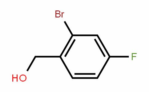 229027-89-8   2-Bromo-4-fluorobenzyl alcohol