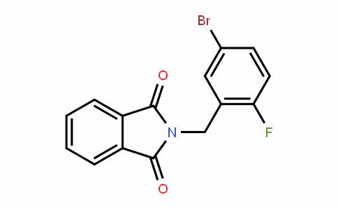 530141-44-7 | N-(5-Bromo-2-fluorobenzyl)phthalimide