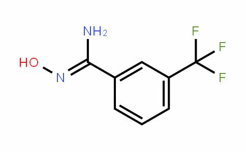 40067-80-9   3-(Trifluoromethyl)benzamidoxime