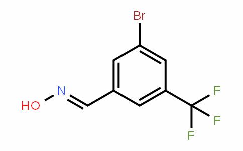 876132-77-3 | 3-Bromo-5-(trifluoromethyl)benzaldehyde oxime