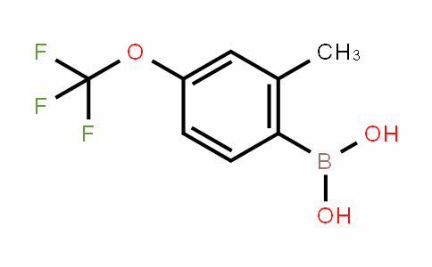 850033-39-5 | 2-Methyl-4-(trifluoromethoxy)benzeneboronic acid