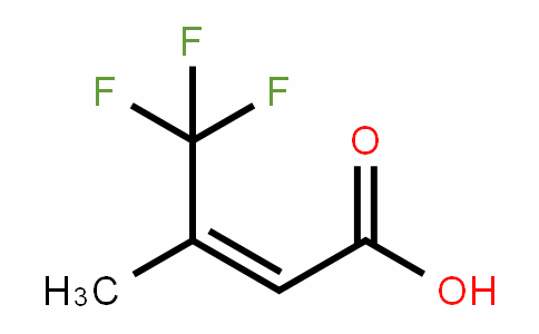 69056-67-3 | 3-(Trifluoromethyl)crotonic acid