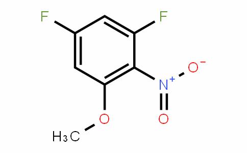 66684-61-5 | 3,5-Difluoro-2-nitroanisole