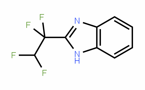61532-00-1 | 2-(1,1,2,2-Tetrafluoroethyl)-1H-benzimidazole