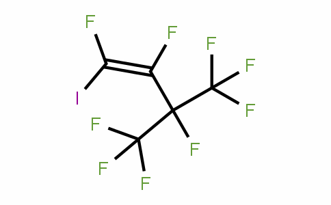 105774-97-8 | Hexafluoro-3-(trifluoromethyl)-1-iodobut-1-ene