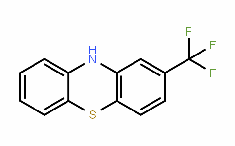 92-30-8 | 2-(Trifluoromethyl)phenothiazine