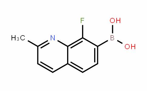 957035-06-2   8-Fluoro-2-methylquinoline-7-boronic acid