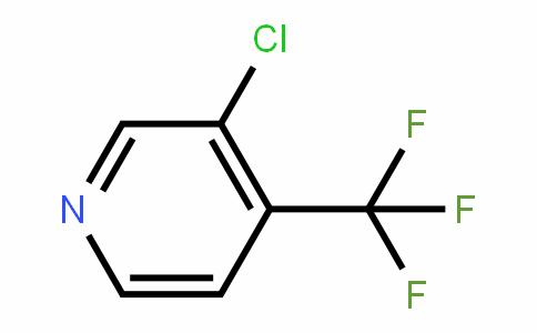 81565-19-7 | 3-Chloro-4-(trifluoromethyl)pyridine