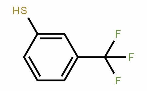 937-00-8 | 3-(Trifluoromethyl)thiophenol