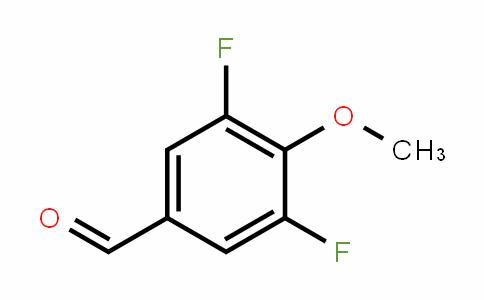 654-11-5   3,5-Difluoro-4-methoxybenzaldehyde
