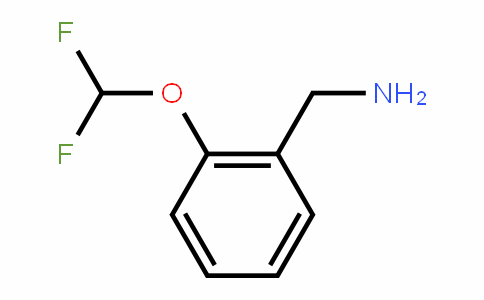 243863-36-7 | 2-(Difluoromethoxy)benzylamine