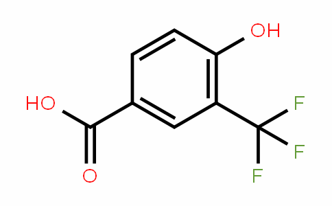 220239-68-9 | 4-Hydroxy-3-(trifluoromethyl)benzoic acid