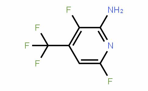 675602-89-8 | 2-Amino-3,6-difluoro-4-(trifluoromethyl)pyridine