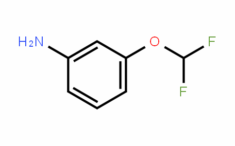 22236-08-4 | 3-(Difluoromethoxy)aniline