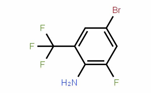 875664-46-3 | 4-Bromo-2-fluoro-6-(trifluoromethyl)aniline