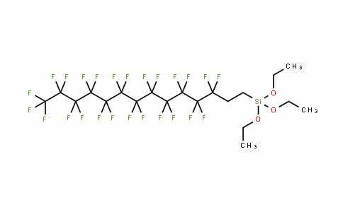 885275-56-9 | (1H,1H,2H,2H-Perfluorotetradecyl)tris(ethoxy)silane
